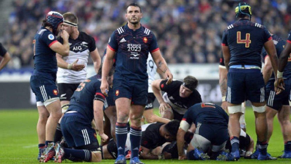 xv de france picamoles forfait pour la tournée rugby international xv de départ 15