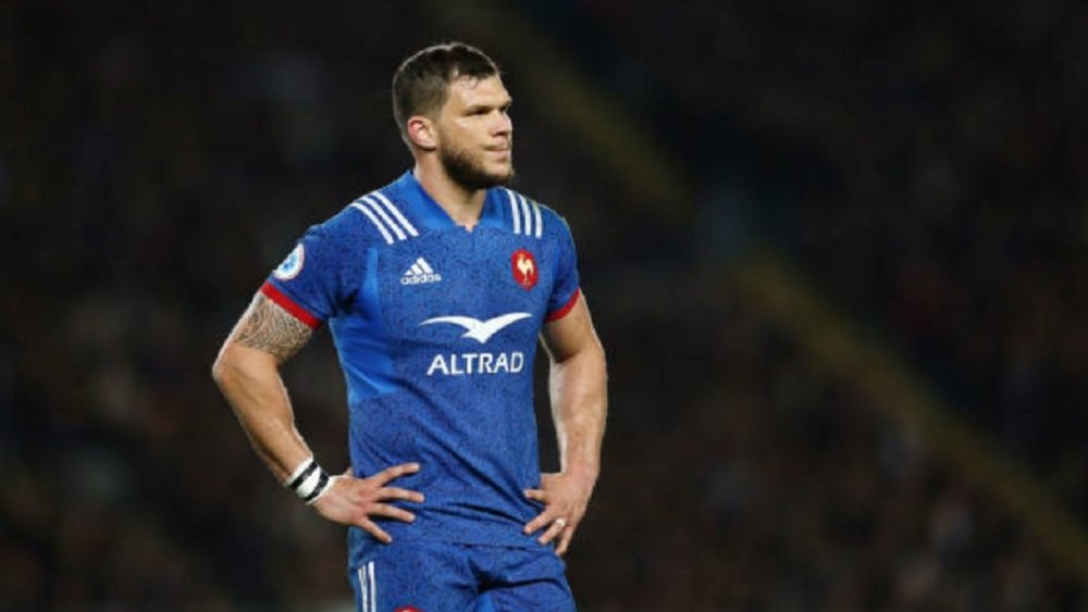 xv de france double fracture du visage pour grosso rugby international xv de départ 15