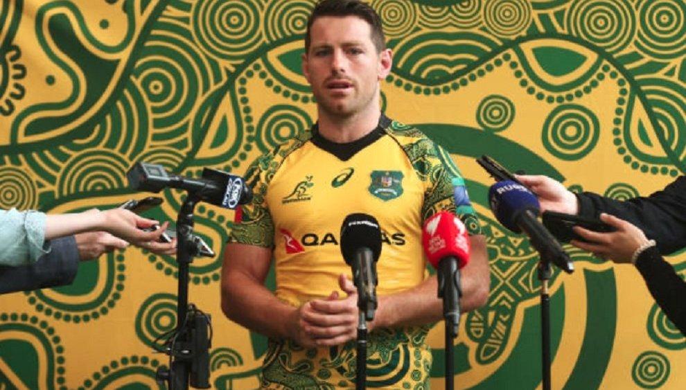 australie bernard foley va rester rugby international xv de départ 15