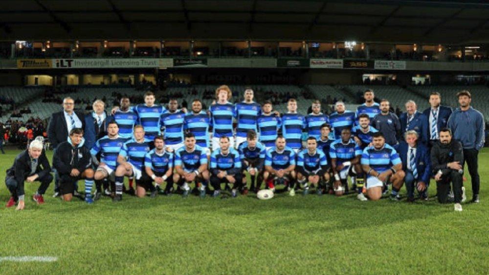 barbarians un groupe de 23 joueurs rugby france xv de départ 15