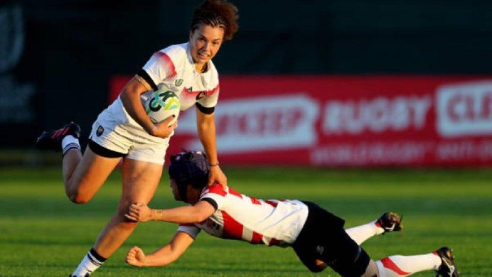 france féminines bleues le groupe rugby xv de départ 15