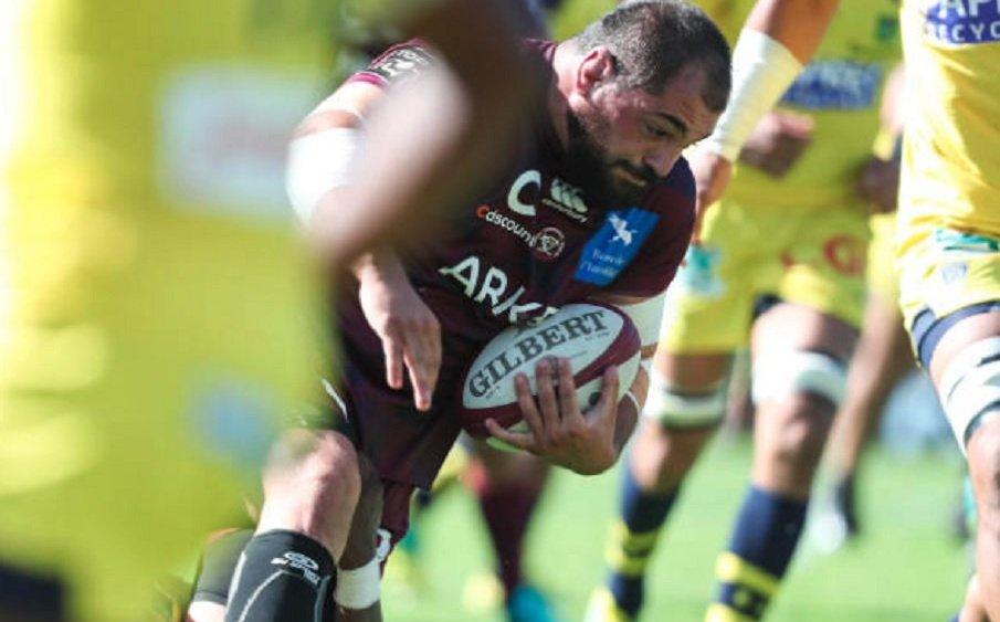 top 14 bordeaux fin de saison pour kaulashvli rugby france xv de départ 15