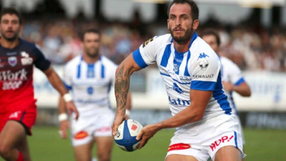 top 14 castres julien dumora absent trois mois rugby france xv de départ 15