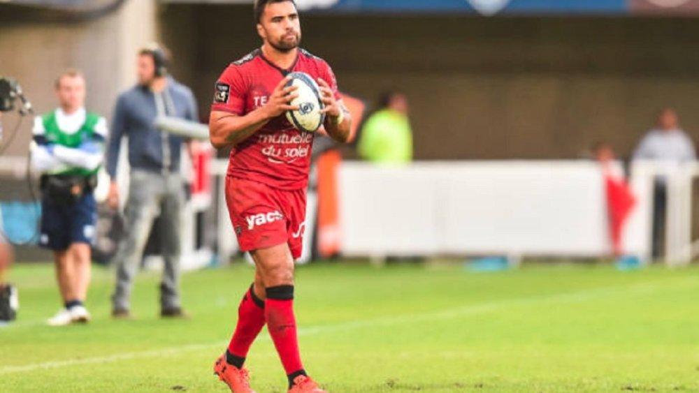 top 14 discipline toulon peine réduite pour messam rugby france xv de départ 15