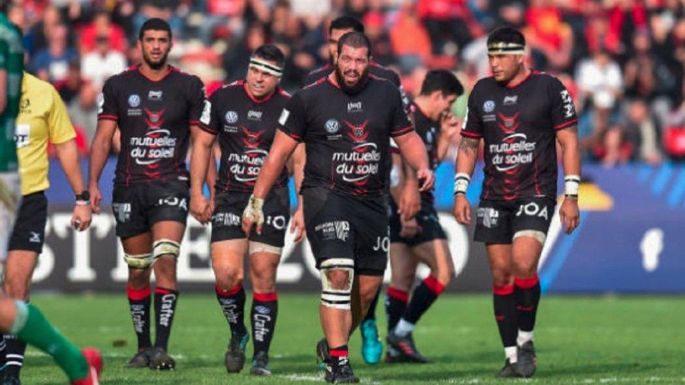 top 14 toulon la mauvaise spirale continue rugby france xv de départ 15