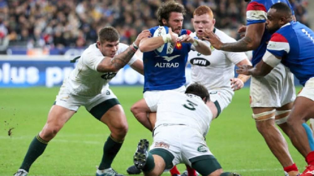 bleus médard forfait face aux fidji rugby xv de france xv de départ 15