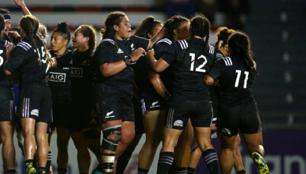 mondial féminin la nouvelle-zélande désignée hôte rugby international xv de départ 15