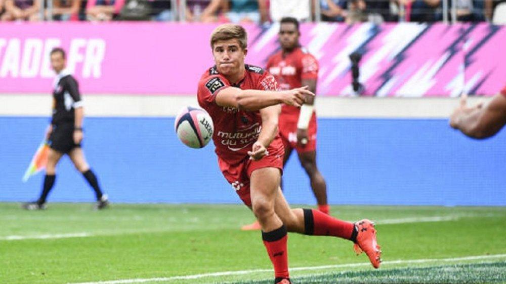 top 14 toulon carbonel dans le groupe rugby france xv de départ 15