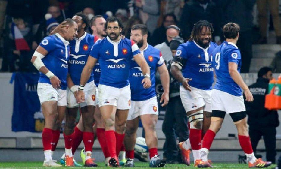 xv de france les joueurs porteront des lacets arc-en-ciel rugby xv de départ 15