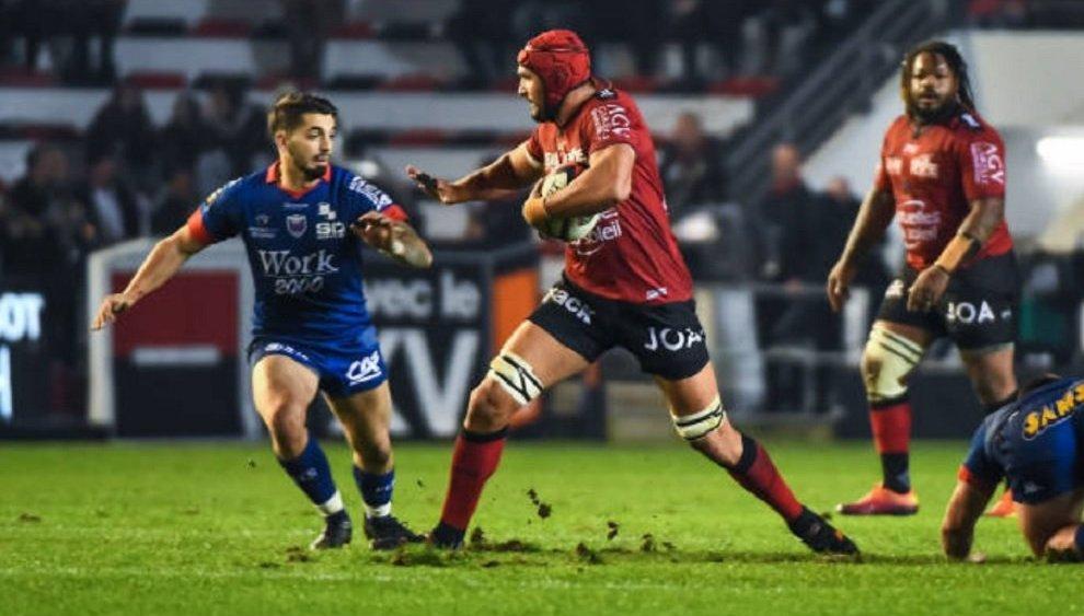 top 14 toulon s'en tire bien rugby france xv de départ 15