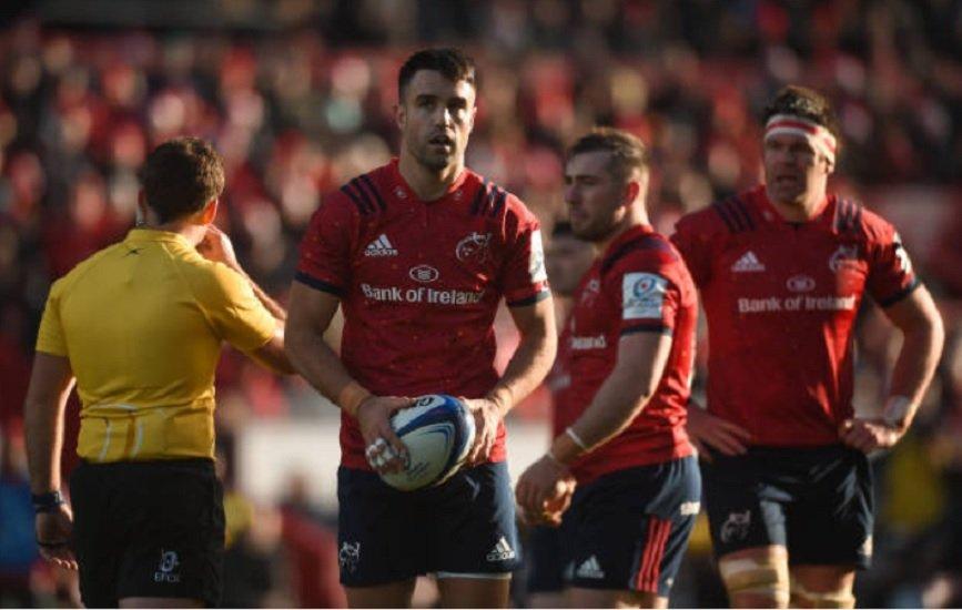 irlande murray de retour dans le groupe rugby international xv de départ 15