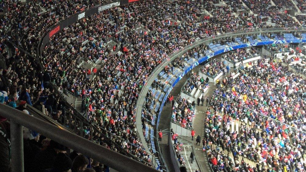 bleus le stade de france sera loin d'être plein rugby 6 nations xv de départ 15