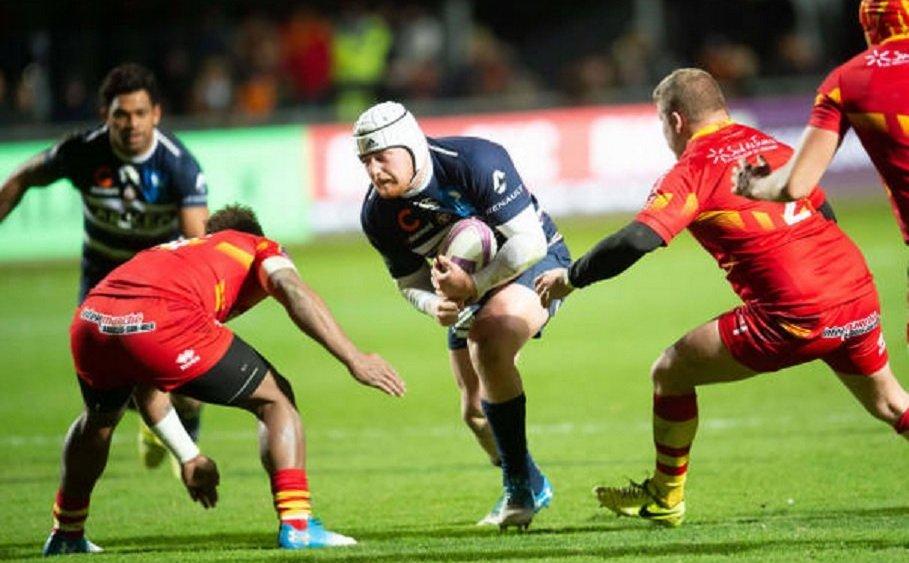 top 14 ubb maxime lamothe prêté à bayonne rugby france xv de départ 15