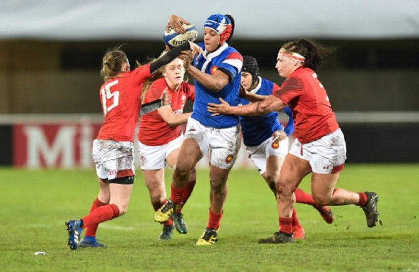 le tournoi démarre bien pour les Bleues rugby 6 nations xv de départ 15