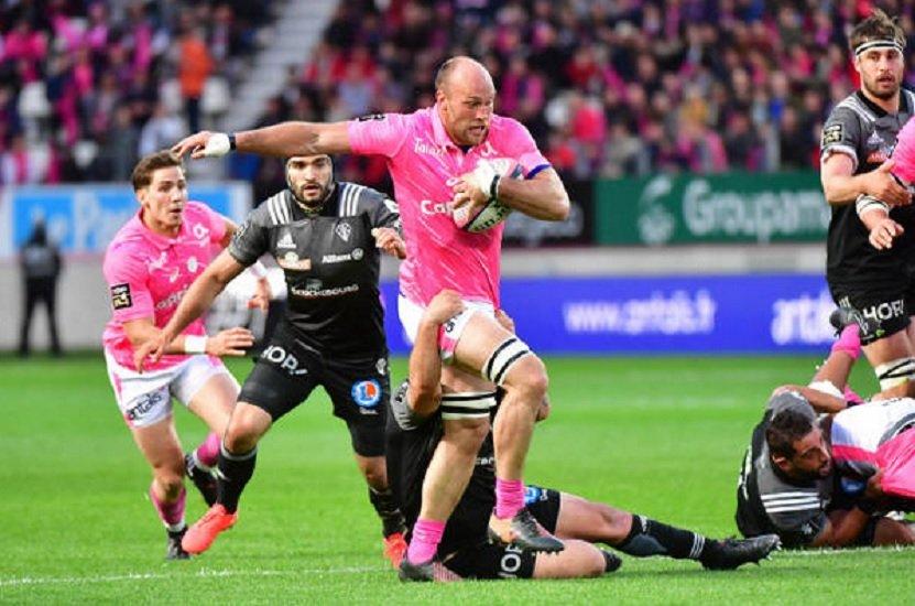 top 14 vague de prolongation au stade français rugby france xv de départ 15