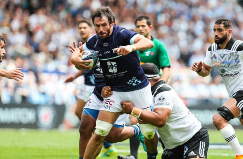 rugby bayonne remonte en top 14 rugby france xv de départ 15