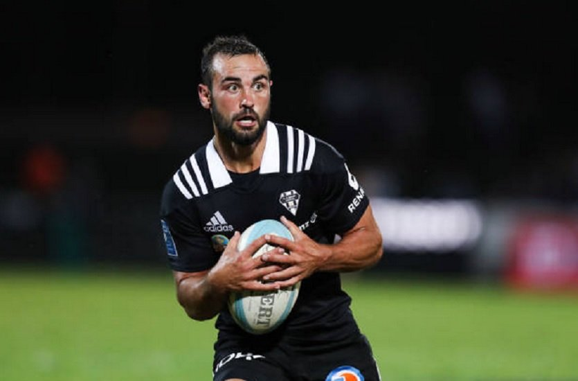 top 14 transfert samuel marques de retour à pau rugby france xv de départ 15