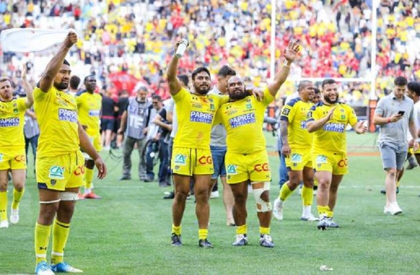 top 14 clermont on ne change pas une équipe qui gagne rugby france xv de départ 15