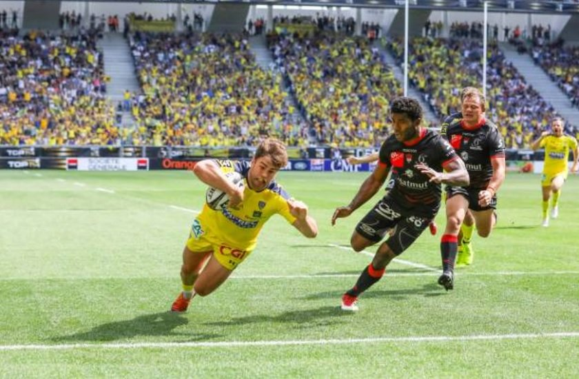 top 14 clermont rejoint toulouse en finale rugby france xv de départ 15
