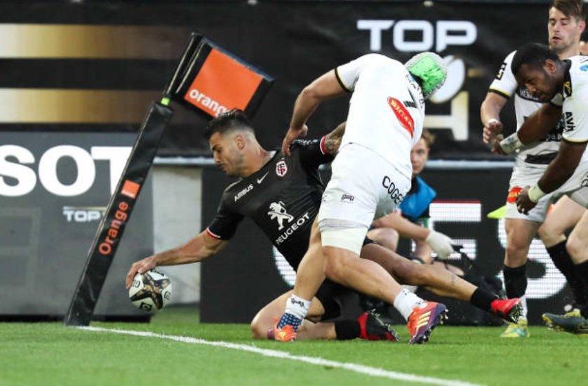 top 14 le stade toulousain file en finale rugby france xv de départ 15