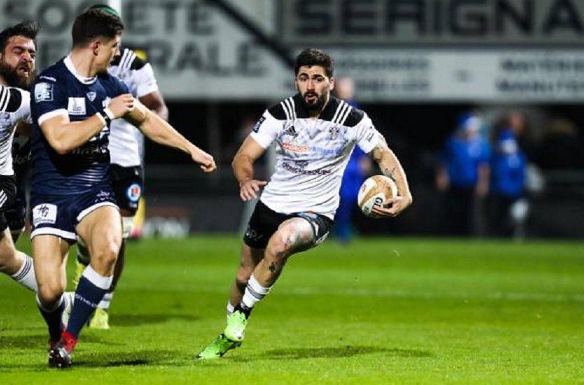transfert brive le bourhis quitte le club rugby france xv de départ 15