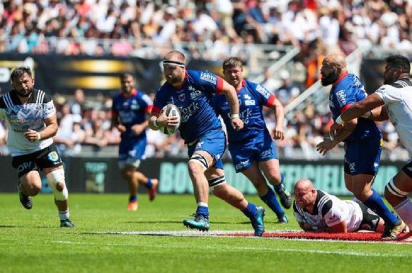 transfert le stade français recrute loïc godener rugby france xv de départ 15
