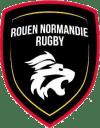 rouen normandie rugby logo png le xv de départ