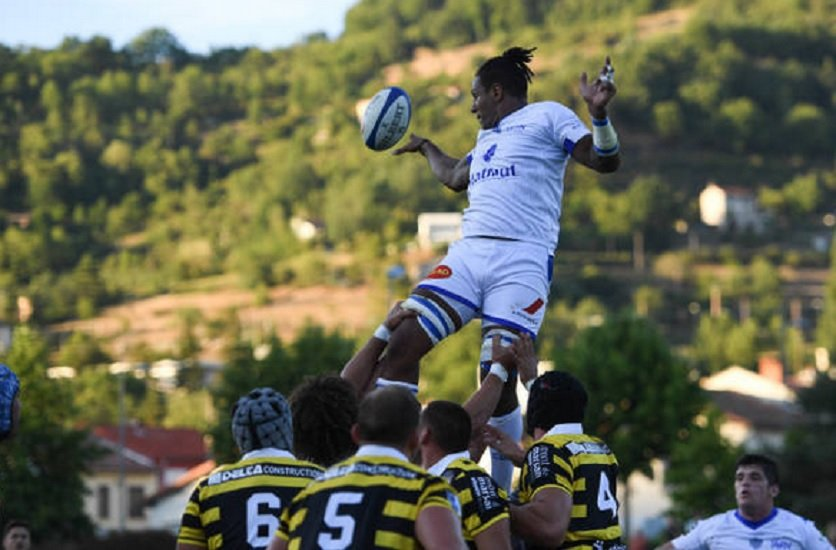 amical castres bat le stade montois rugby france xv de départ 15