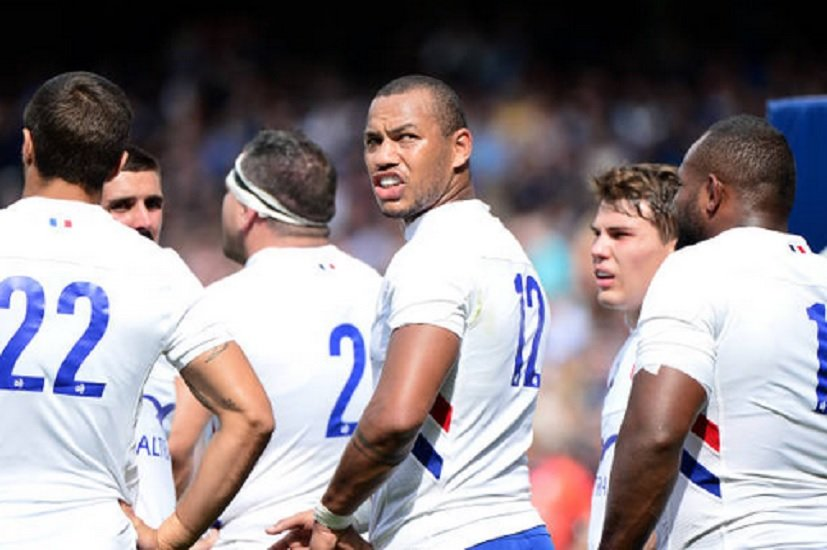 les bleus s'inclinent de peu en écosse rugby france xv de départ 15