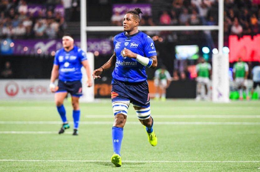 castres babillot absent 3 à 4 mois rugby france xv de départ 15