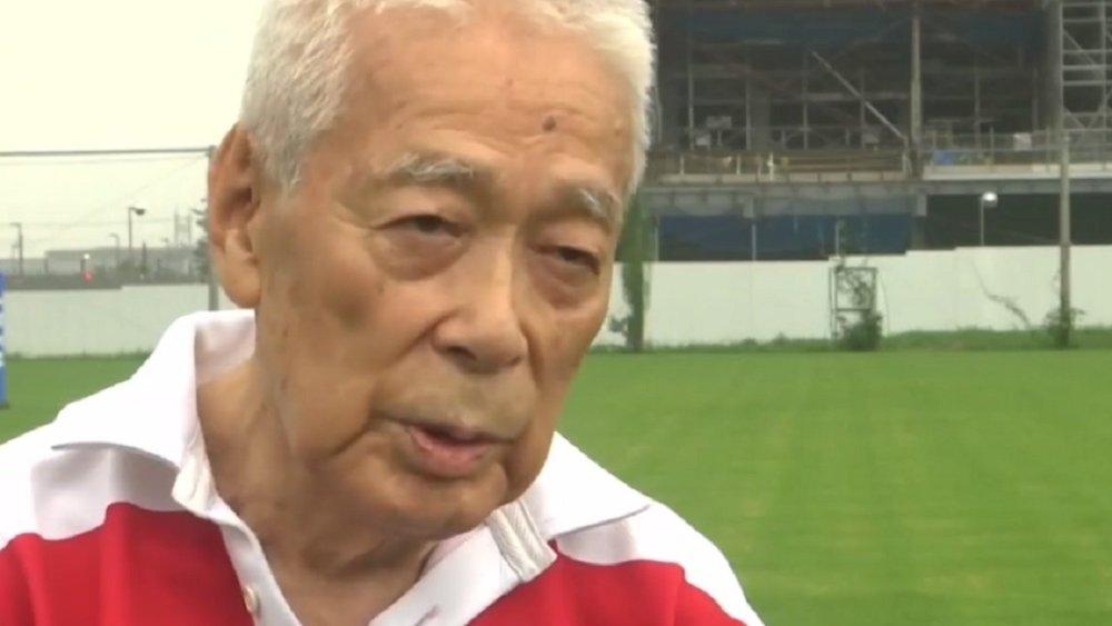 japon ryuichi nagayama 86 ans et toujours sur le terrain rugby france xv de départ 15