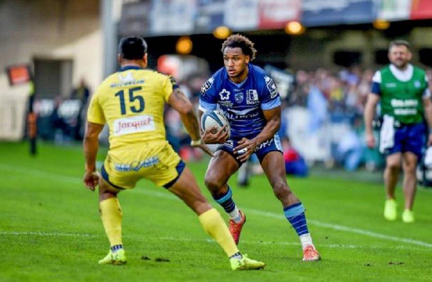 top 14 montpellier benjamin fall encore blessé rugby france xv de départ 15