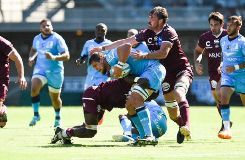 top 14 montpellier et bordeaux se quittent sur un nul rugby france xv de départ 15