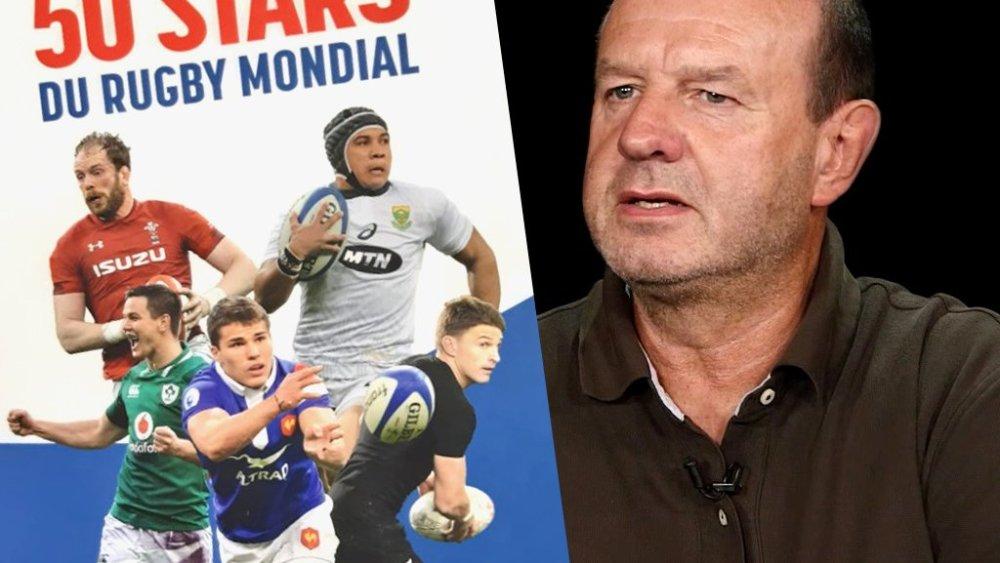 richard escot 50 stars du rugby mondial livre l'équipe