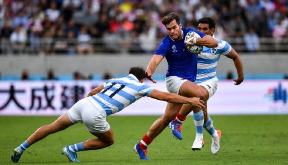 bleus damian penaud incertain rugby france xv de départ 15
