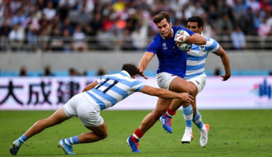 bleus penaud bien présent iturria hors groupe rugby coupe du monde xv de départ 15