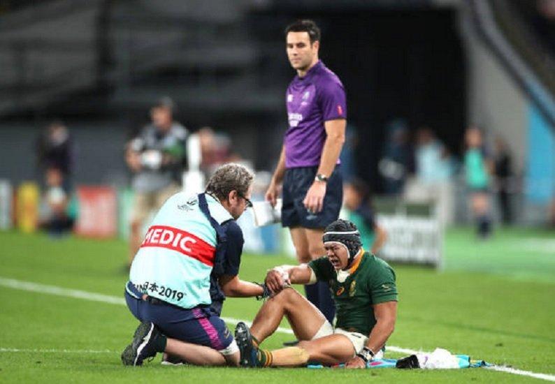 l'afrique du sud sans kolbe en demi-finale rugby coupe du monde xv de départ 15
