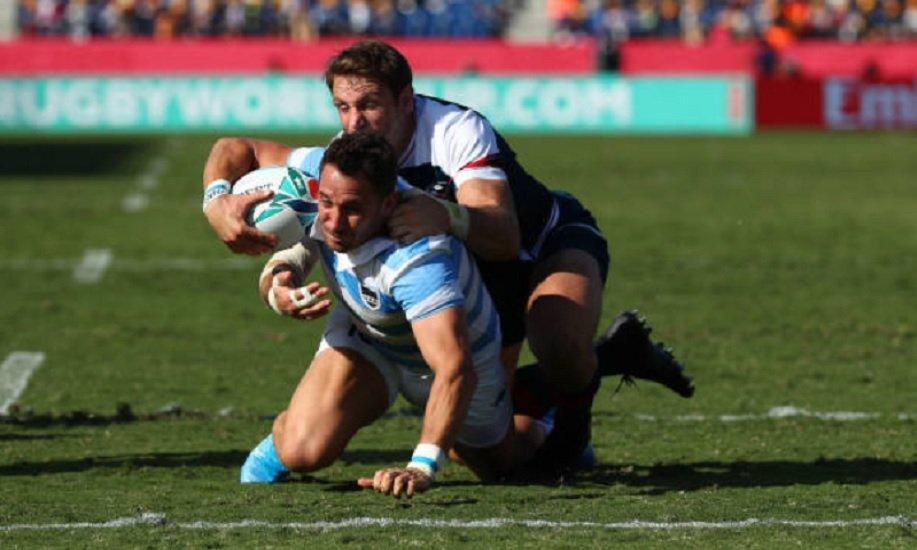 l'argentine qualifiée pour 2023 rugby coupe du monde xv de départ 15