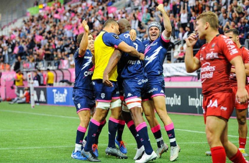 le stade français paris arrache la victoire rugby france xv de départ 15