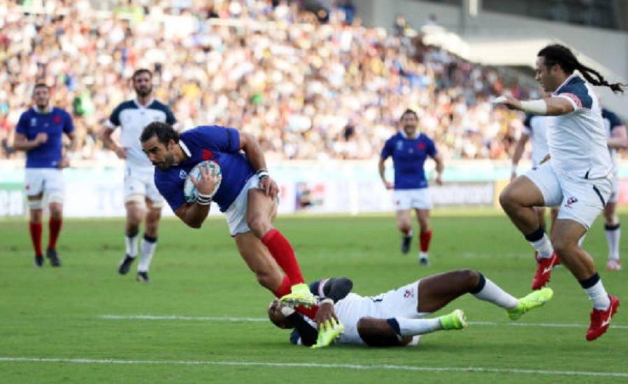 les bleus en plein doute face aux usa rugby coupe du monde xv de départ 15