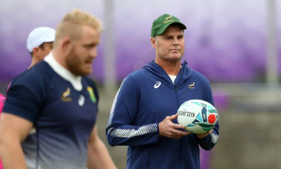 pas de pression pour l'afrique du sud avant d'affronter le japon rugby coupe du monde xv de départ 15