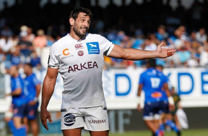 top 14 bordeaux lamerat sur le retour dufour touché rugby france xv de départ 15