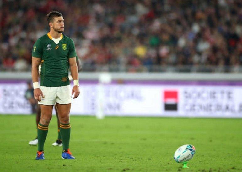 top 14 montpellier handré pollard touché à la pommette rugby france xv de départ 15