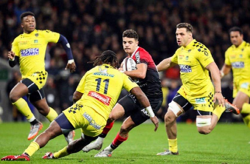 top 14 vidéo le festival toulousain contre clermont rugby france xv de départ 15