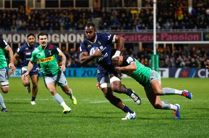 top 14 clermont peceli yato indisponible jusqu'en janvier rugby france xv de départ 15