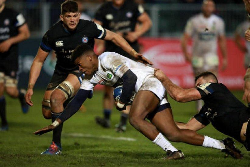 top 14 clemront samuel ezeala absent trois mois rugby france xv de départ 15