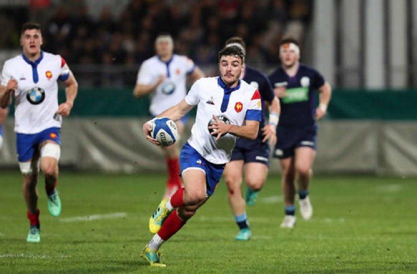 top 14 transfert germain en partance pour toulouse rugby france xv de départ 15