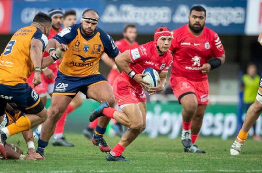 toulouse kolbe absent plusieurs semaines rugby france xv de départ 15