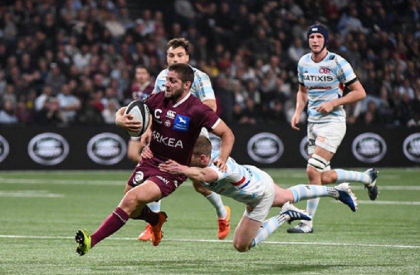 vidéo ubb les appuis terribles de cordero rugby france xv de départ 15
