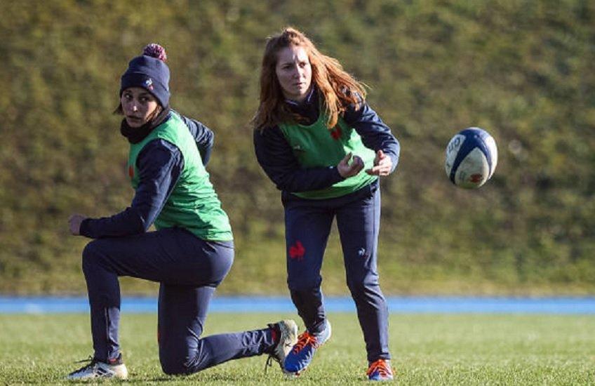 bleues le groupe pour affronter l'angleterre rugby xv de départ 15